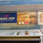 Quick Step in Wigan