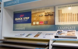 Quick Step in Westhoughton